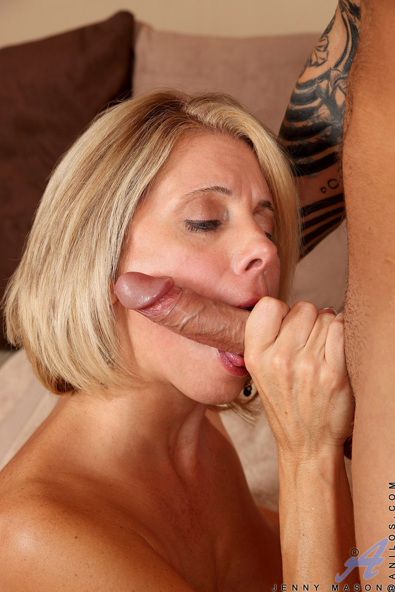 Horny milf anal fucking was able