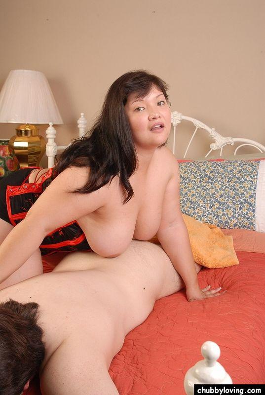 Japanese Big Tits White Guy
