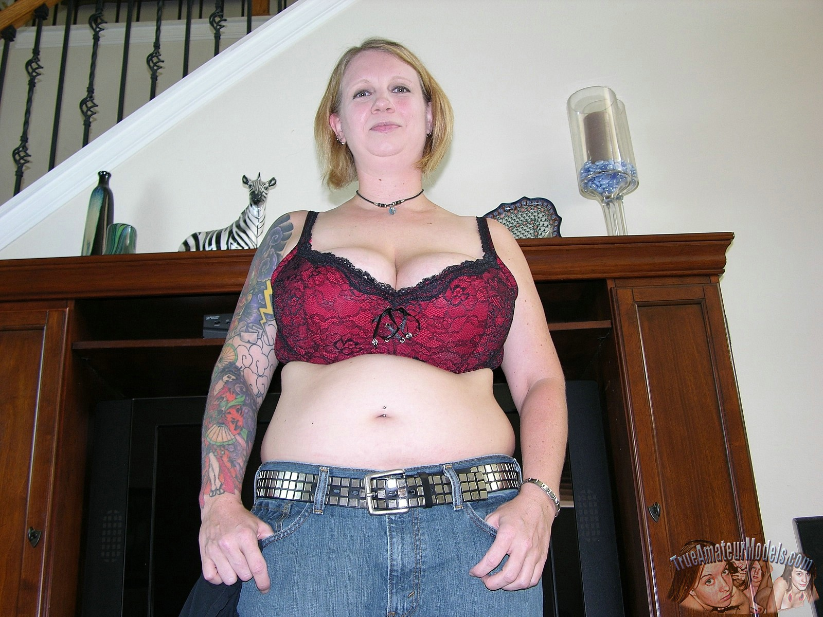 Amateur Big Tits Morning