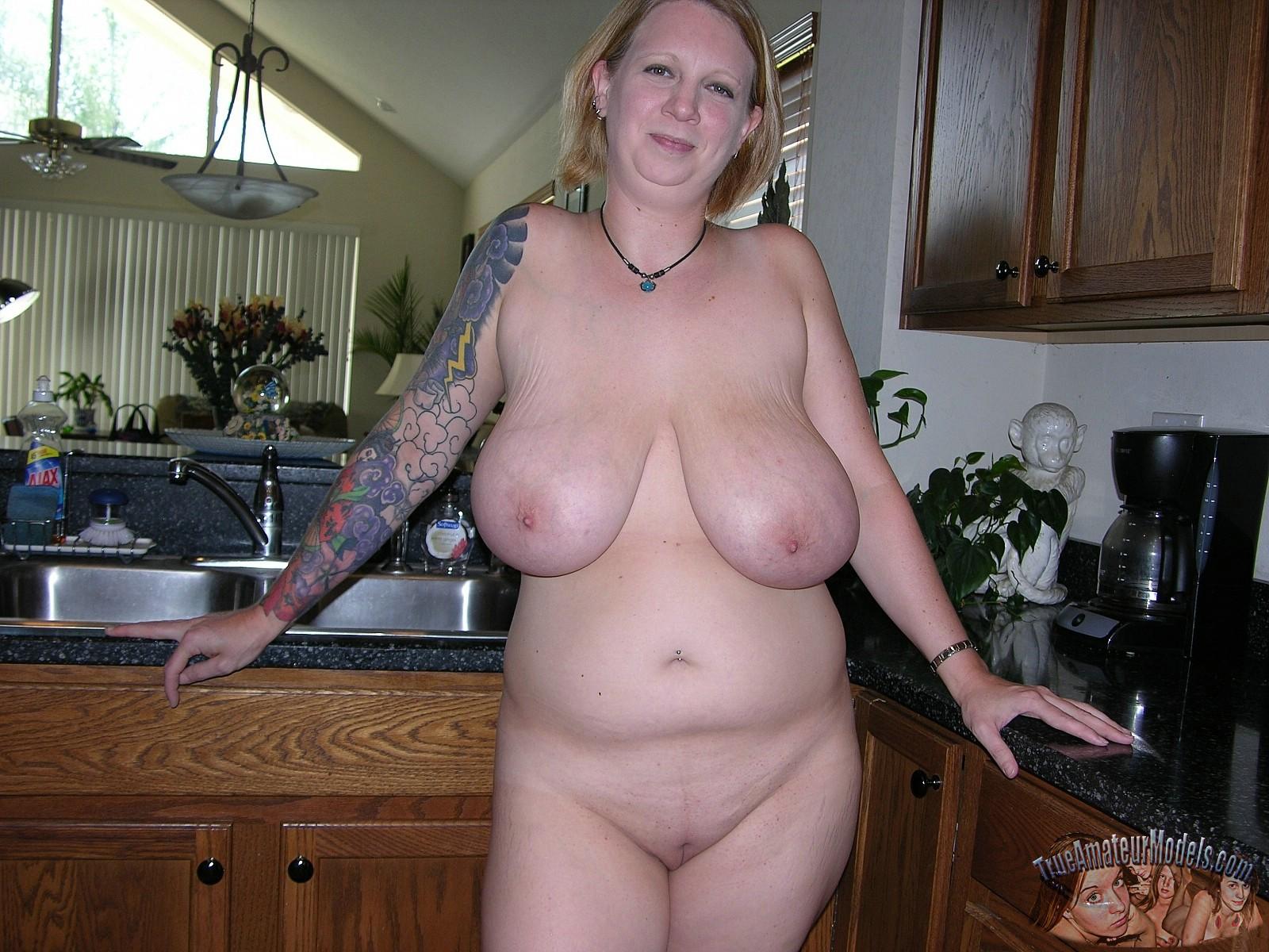 Big Ass Big Natural Tits